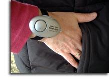 Wrist Alarm