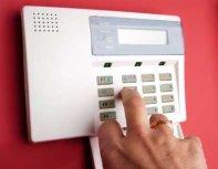 Home Alarm Keypads