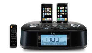 iPod Alarm Clock